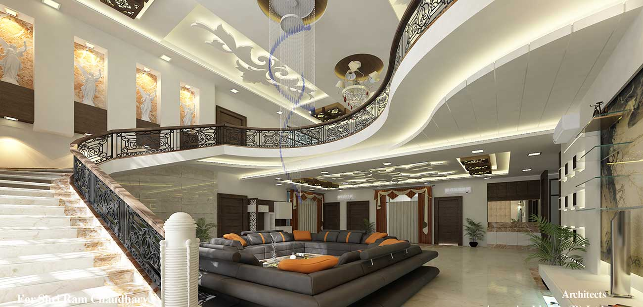 House design jaipur - Welcome To A One Architects