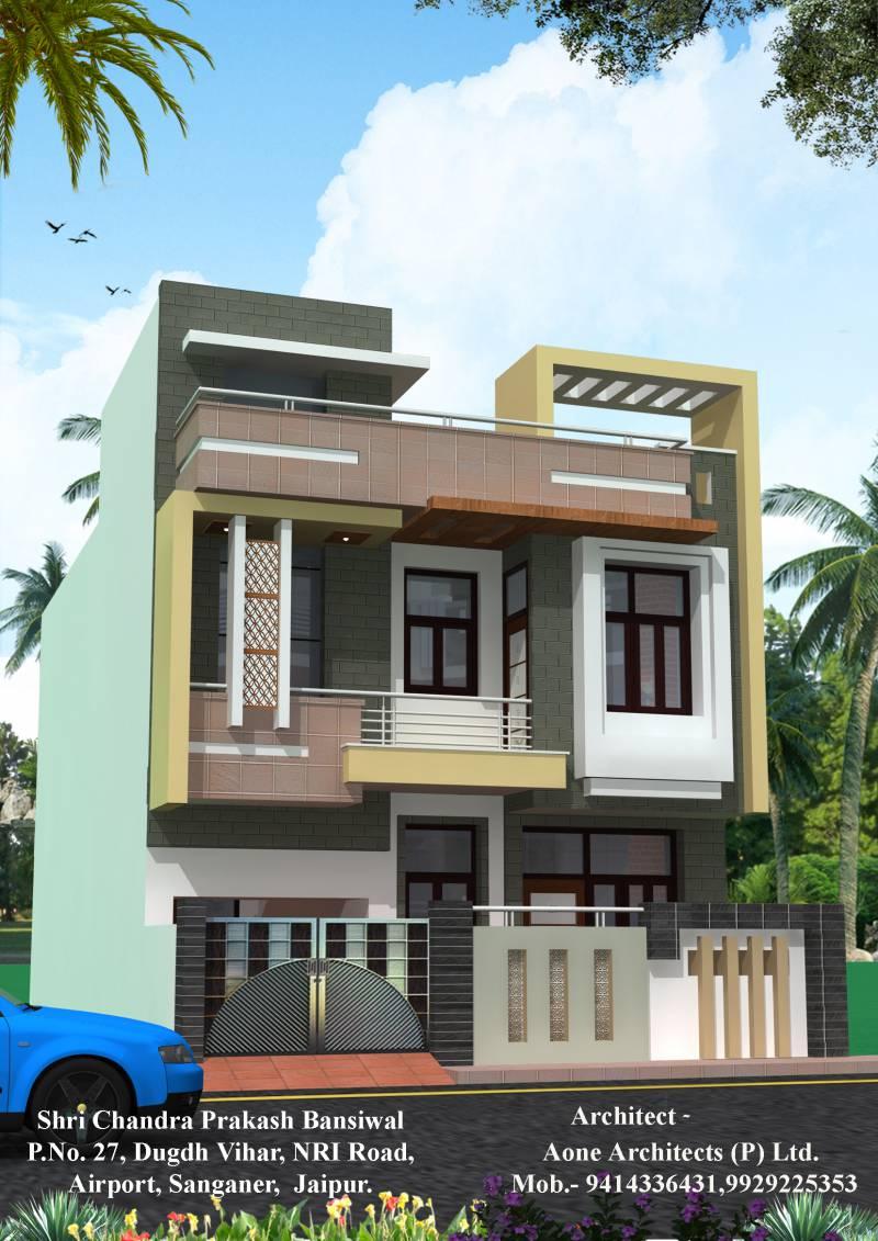House design jaipur - Chandra Prakash Bansiwal